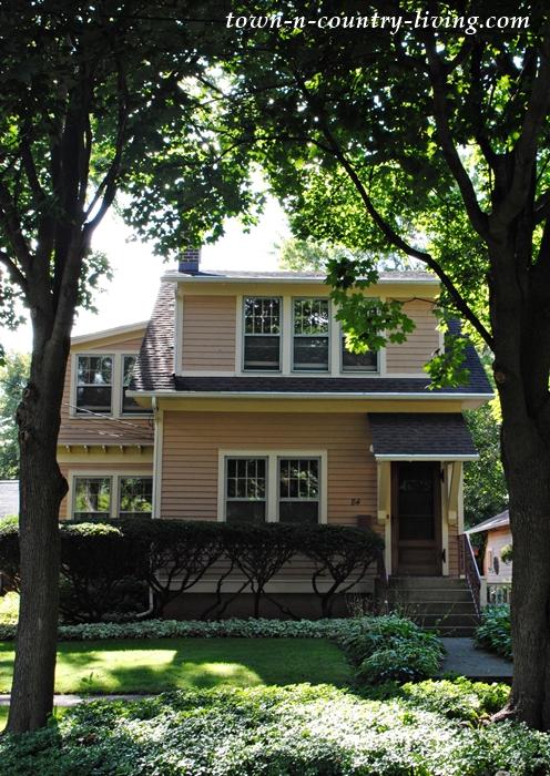 Two-story charmer in Crystal Lake