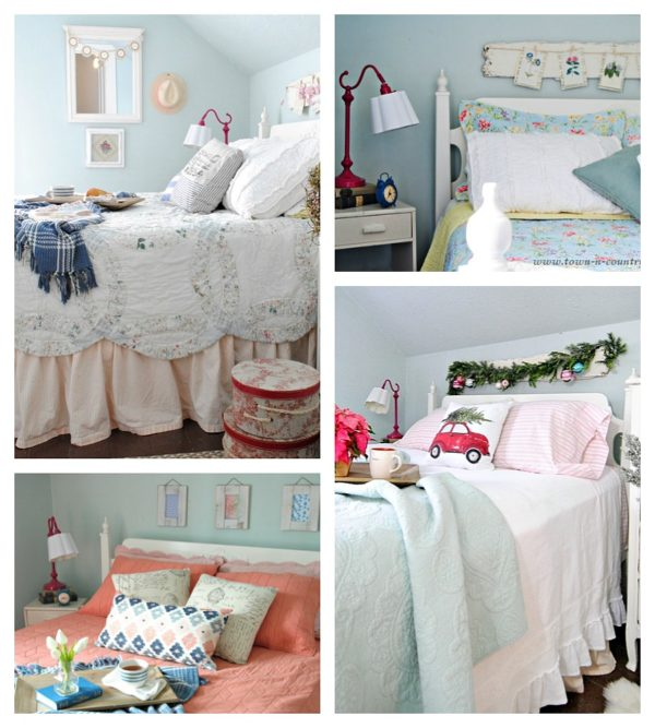 Beautiful Bedrooms at Town and Country Living