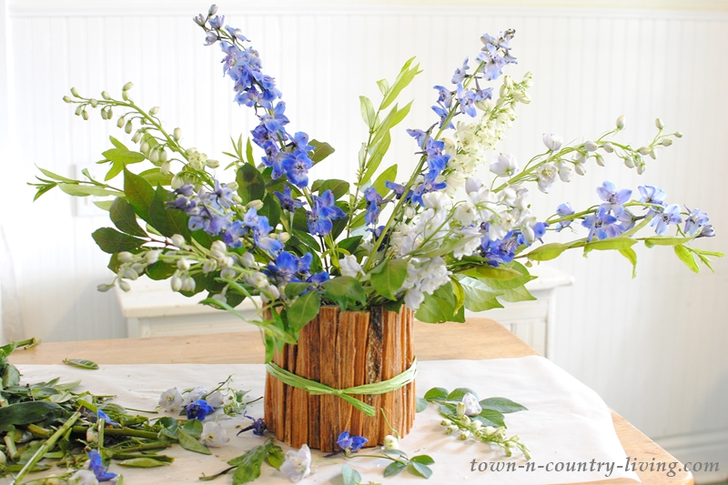 5 steps to beautiful flower arrangements