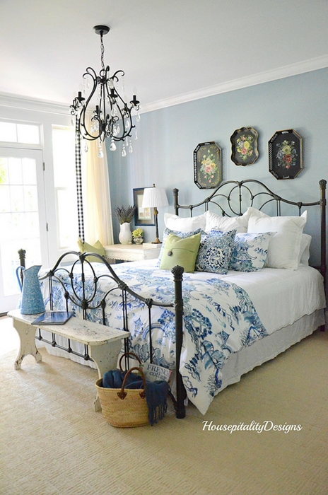 Guest Bedroom by Housepitality Designs