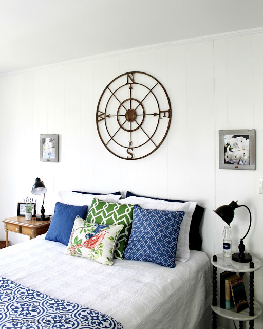 Guest Bedroom by Love My Simple Home