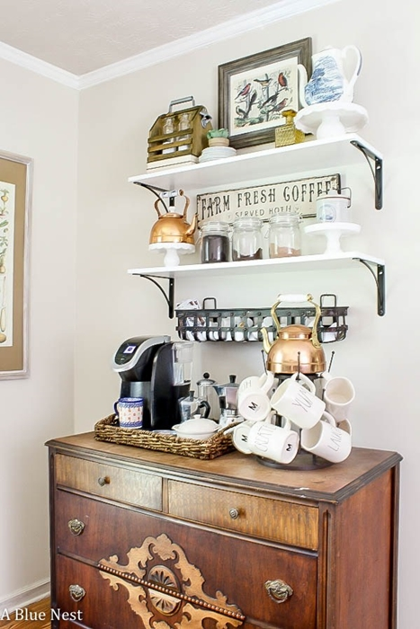 Coffee Bar by Blue Nest