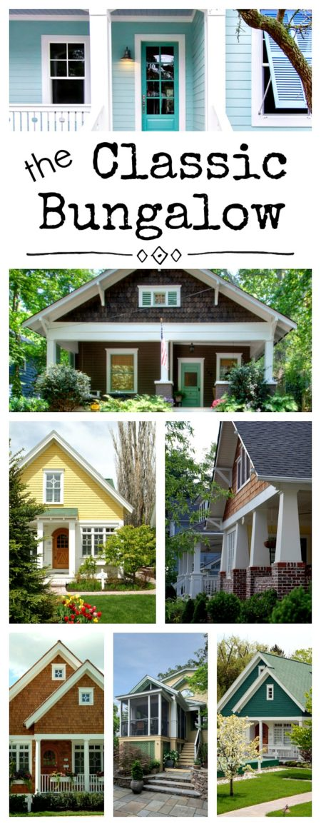 The Classic Bungalow House