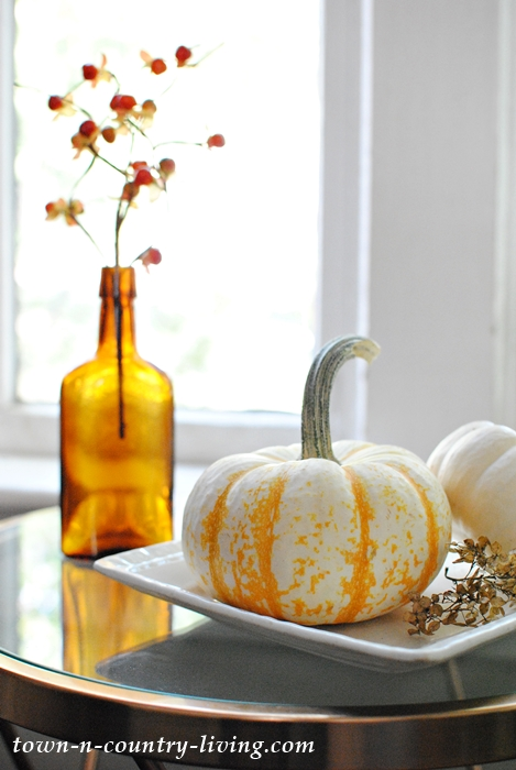 Farmhouse Fall Vignette