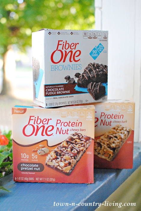 Fiber One Protein Nut Bars