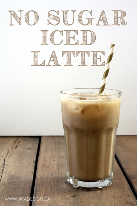 Iced Latte by AKA Design