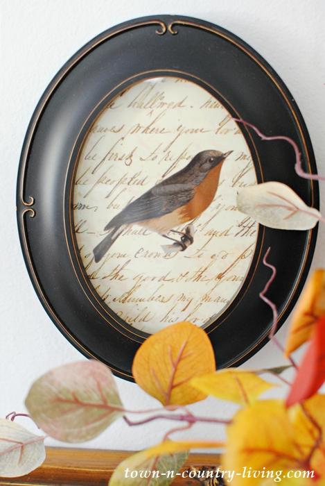 Vintage Bird Printable