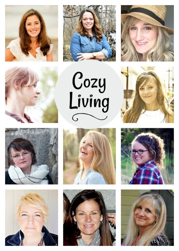 Cozy Living Bloggers