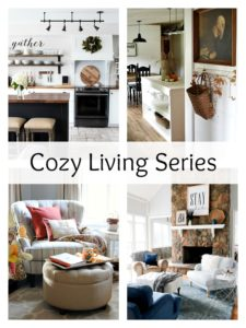 Cozy Living Series Coming Soon!