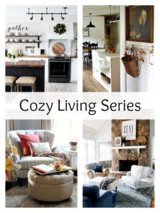 Cozy Living Series Coming Soon!