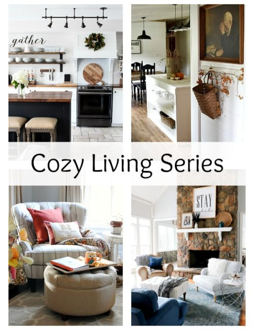 Cozy Living Series at Town and Country Living