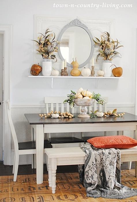 A Farmhouse Dining Table For An Awkward Room Town