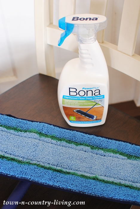 Bona PowerPlus Cleaning System for Hardwood Floors