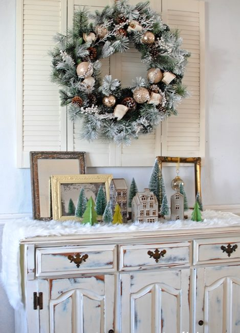 Country Style Christmas Home Tour