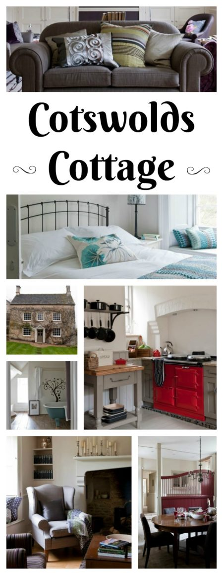 English Cotswolds Cottage Tour