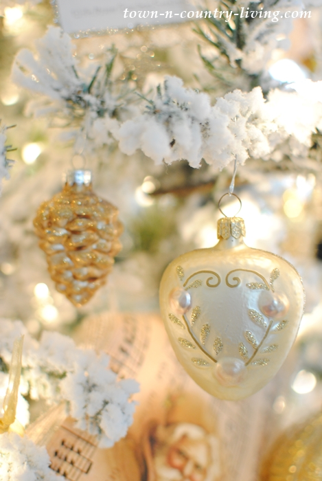 Vintage Christmas Ornaments