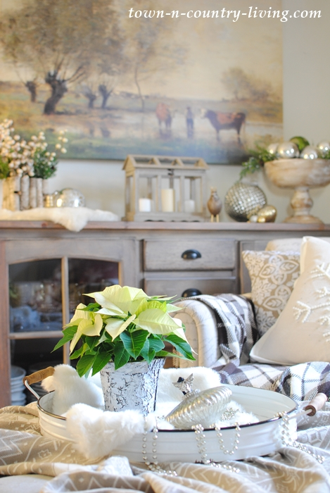 Country Style Decorating for Christmas