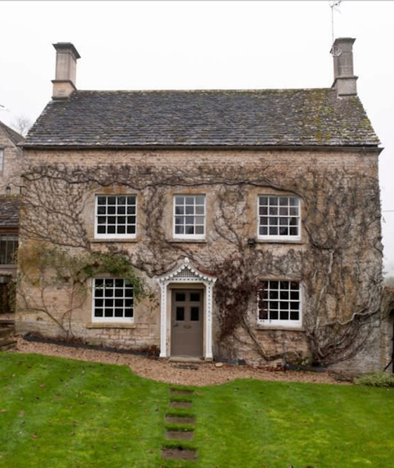 Cotswolds Cottage Stone Exterior