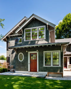 Arts and Crafts Home Turned LEED Gold