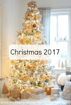 Town and Country Living Christmas 2017