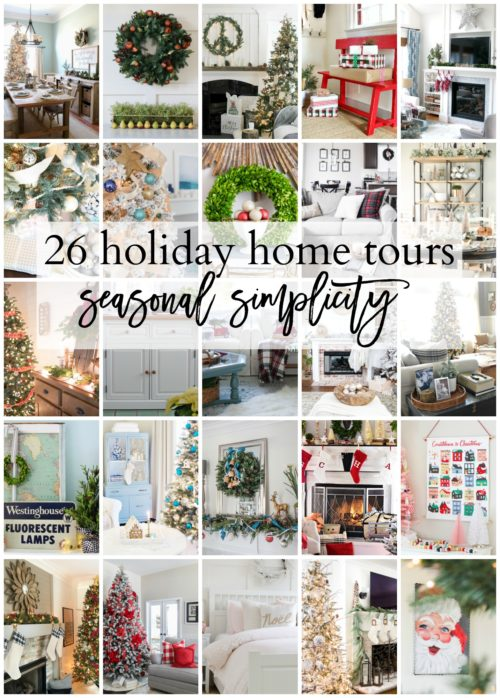 Seasonal Simplicity Holiday Tour