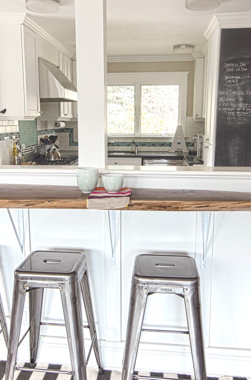 Farmhouse Kitchen Stools