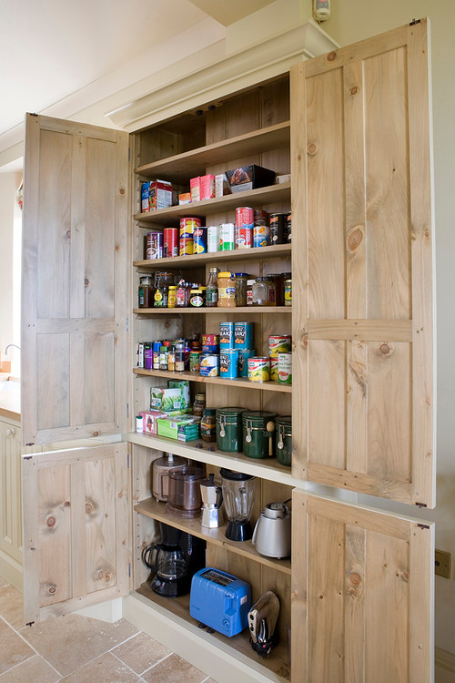 Kitchen storage and organization