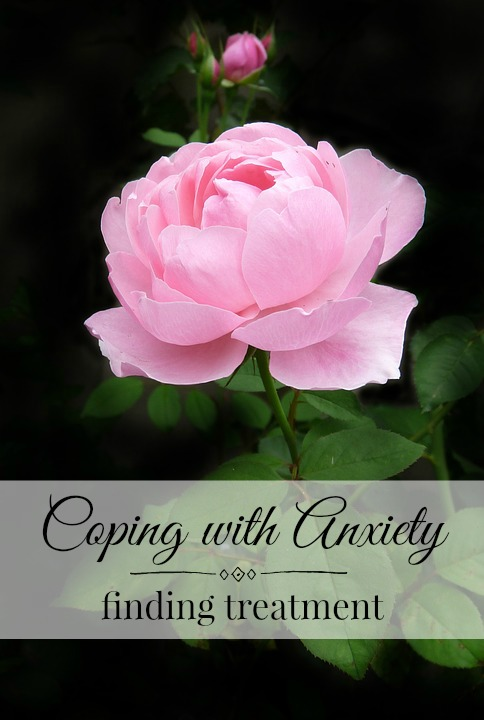 Coping with Anxiety - Finding Treatment