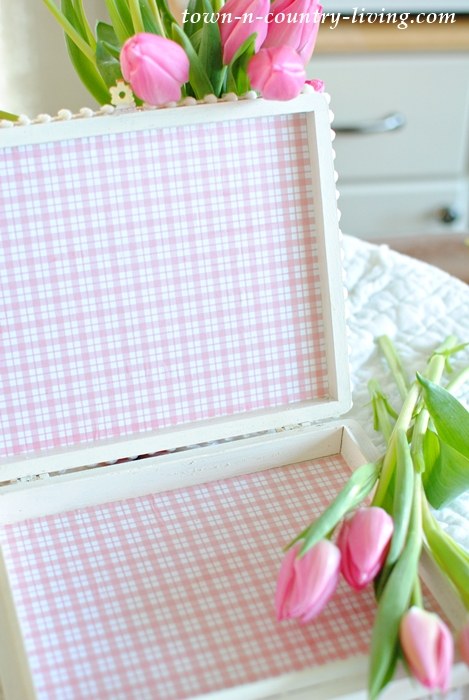 DIY Wooden Valentine Boxes