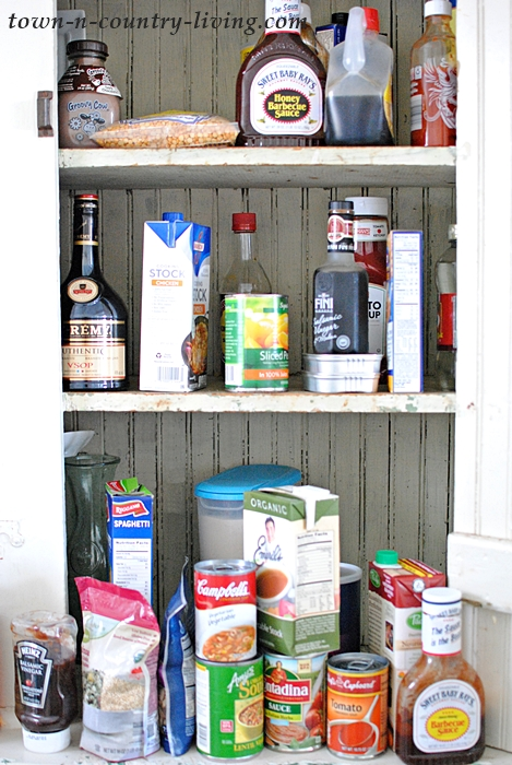 Organizing Kitchen Cabinets in Five Easy Steps - Town ...