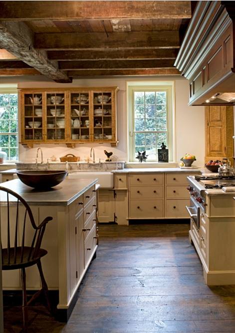 Rustic Kitchen Home Decor