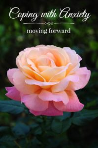 Coping with Anxiety: Moving Forward
