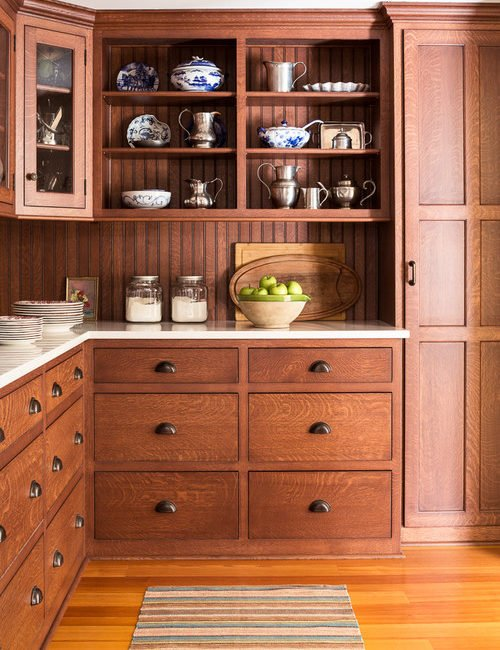 Farmhouse Kitchen Cabinetry