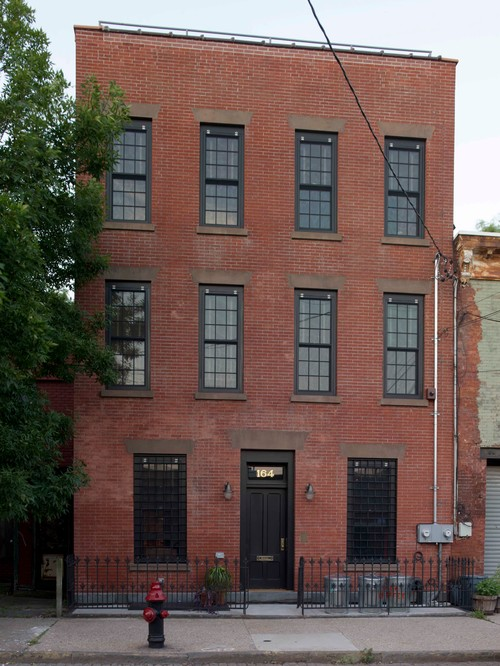 Red Brick Brooklyn Townhouse