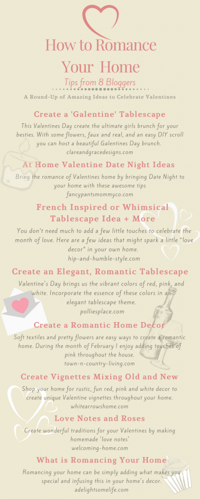 Tips for Adding Romance to Your Home