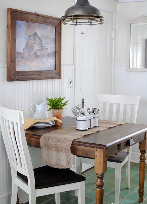 Farmhouse Table from Pottery Barn