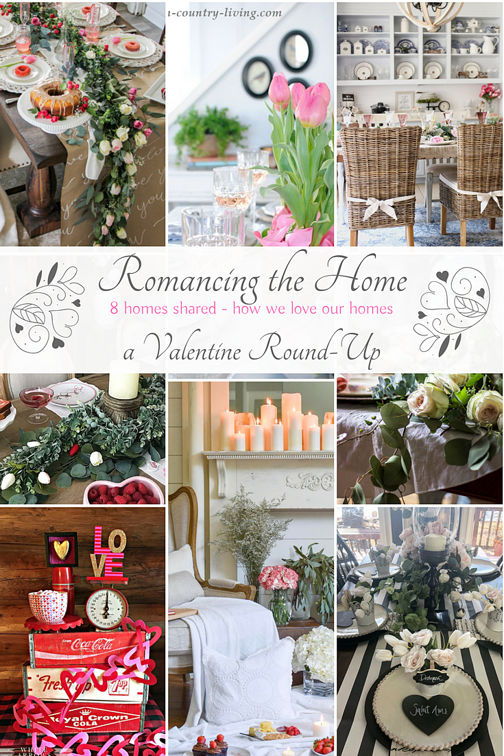 8 Romantic Homes: Inspiration for Valentine\'s Day - Town & Country ...