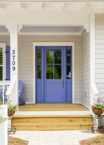 14 Charming Front Door Ideas