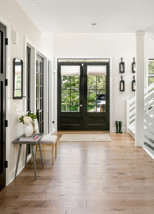 Farmhouse Foyer Olx : Entryway ideas make an impact town country living