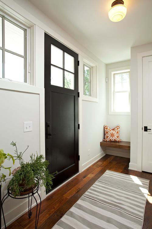 Simple Entryway Ideas