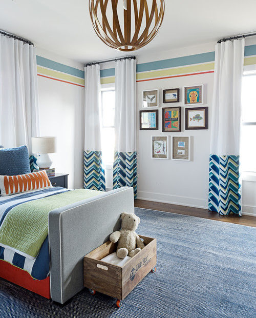 Classic Tennessee Home with Kids Bedroom