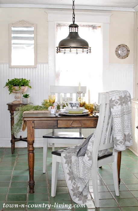 Cozy Easter Brunch for Two