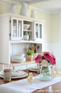 Fresh Spring Look for the Kitchen