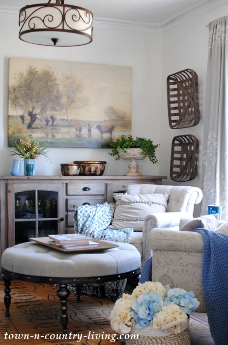 Simple Steps to Spring Decorating