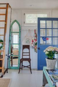Flea Market Style Beach House: Charming Home Tour