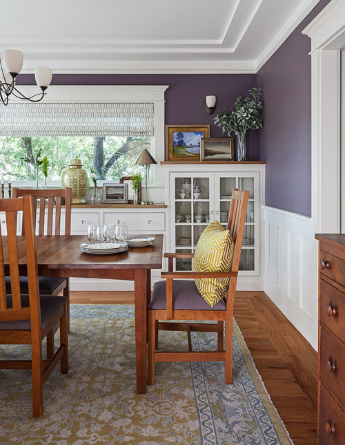 Craftsman Dining Room