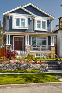 13 Blue Houses with Charming Curb Appeal