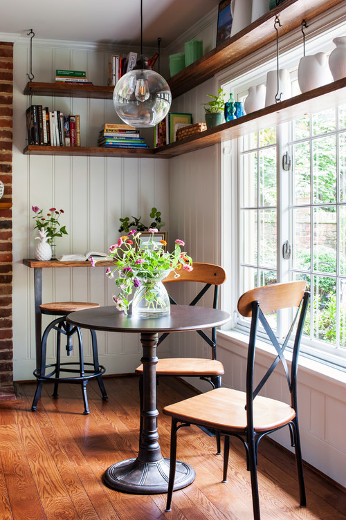 Breakfast Nooks to Start the Day