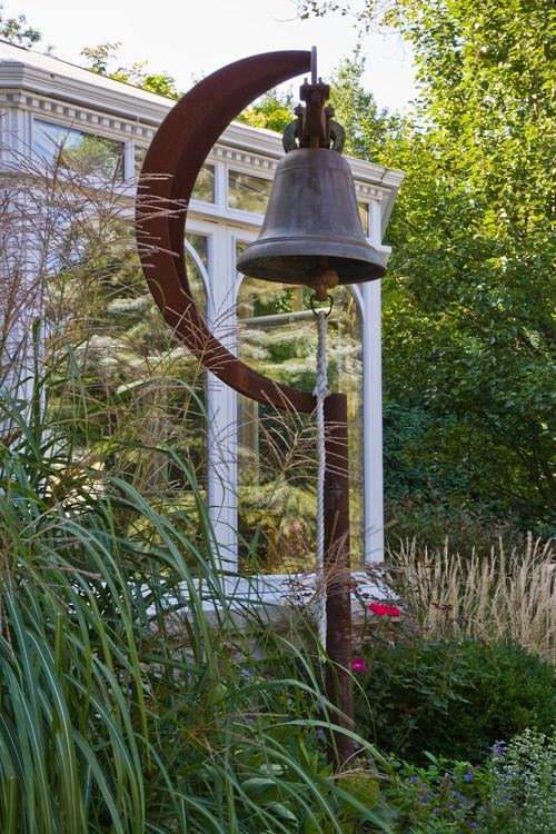 Garden Dinner Bell