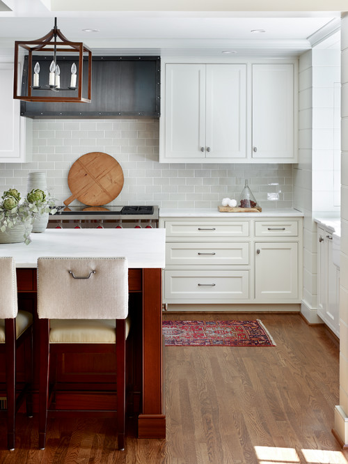 Fresh Country Style Kitchen
